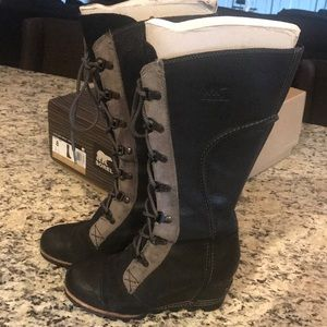 Kate the great wedge Sorel boot
